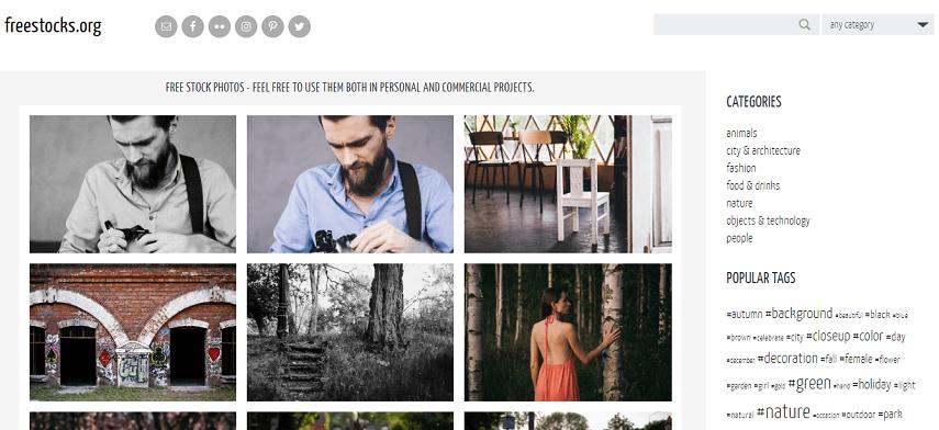 Freestocks - 9 Situs Download Gambar Gratis Bebas Copyright