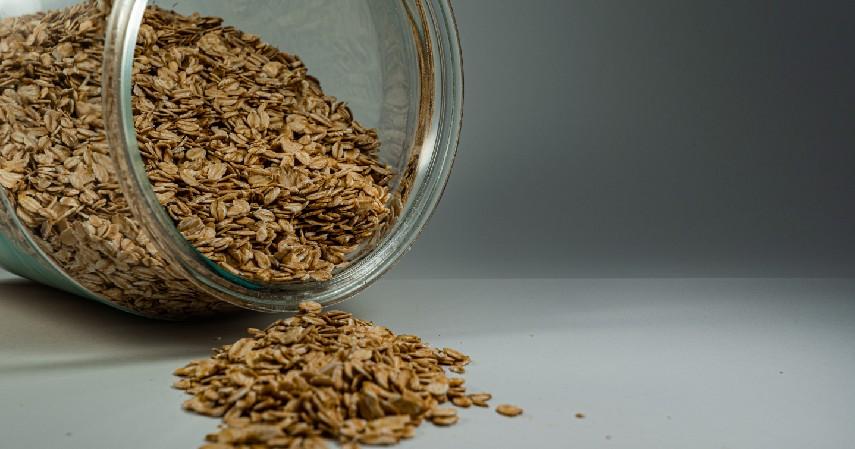 Gandum Utuh - 12 Makanan untuk Membakar Lemak Bantu Turunkan Berat Badan