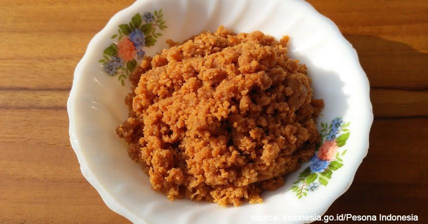Gula Puan - 10 Makanan Tradisional Indonesia Ini Jarang Ditemukan