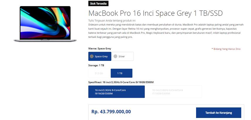 Harga - Macbook Pro atau Macbook Air Ketahui 9 Hal Ini Sebelum Membeli