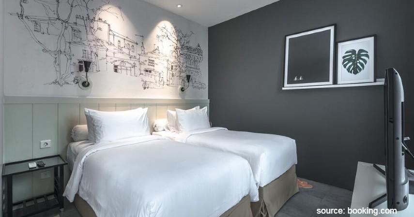 Harris Hotel - Rekomendasi Hotel Untuk Staycation di Malang yang Instagramable