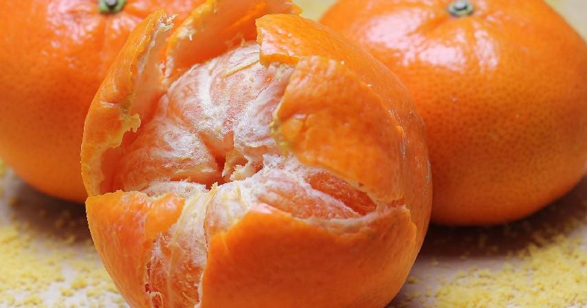 Jeruk Keprok - 12 Makanan Pencegah Uban Ini Akan Melindungi Warna Asli Rambutmu