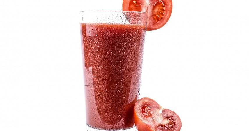 Jus Kemangi dan Tomat - 8 Jus untuk Diet ini Lezat dan Kaya Akan Nutrisi