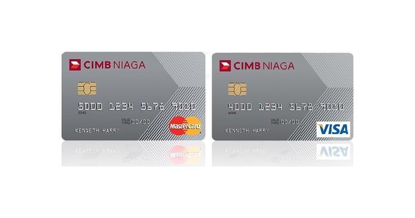 Kartu Kredit CIMB Niaga Classic - 7 Kartu Kredit Termurah dan Termudah Ini Wajib Kamu Punya