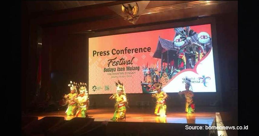 Karungut - 12 Kesenian Tradisional Kalimantan Tengah Terlengkap