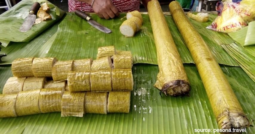 Ketan Bambu Jaha - 10 Makanan Tradisional Indonesia Ini Jarang Ditemukan