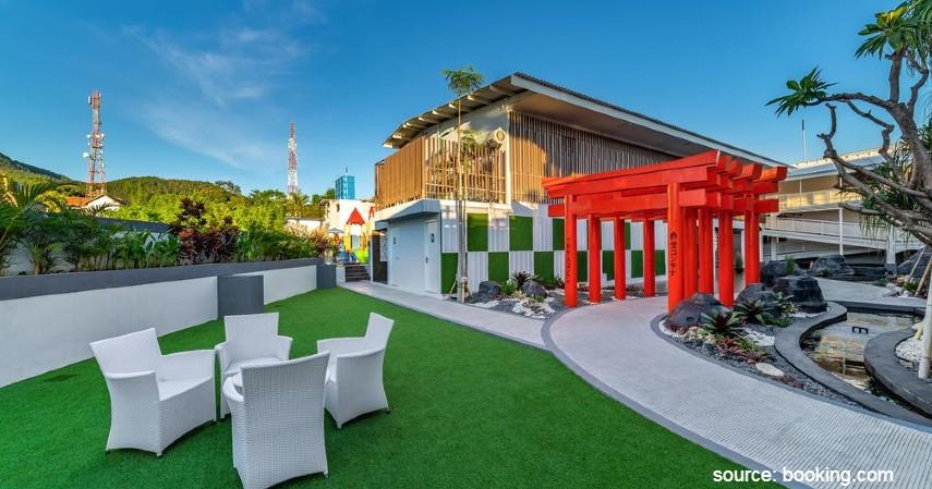 Kontena Hotel - Rekomendasi Hotel Untuk Staycation di Malang yang Instagramable