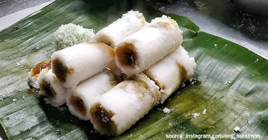Kue Putu - 10 Jenis Kue Basah Tradisional Indonesia dengan Rasa Lezat nan Menggiurkan