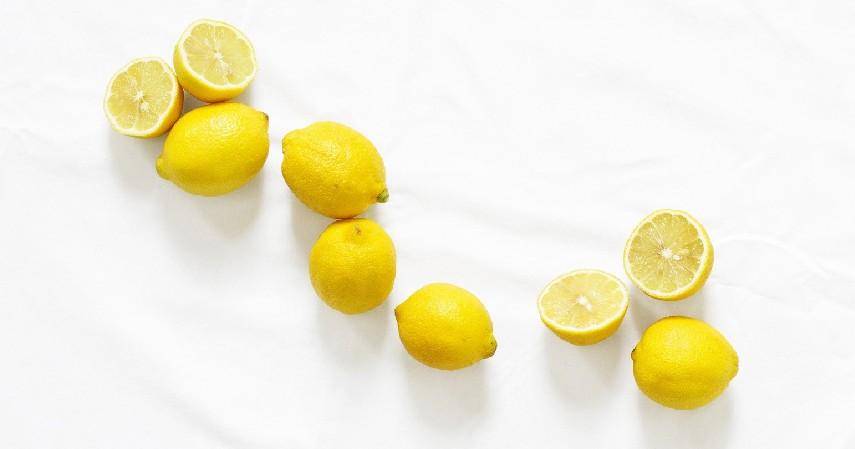 Lemon - 20 Daftar Tanaman Obat Beserta Manfaatnya Untuk Kesehatan