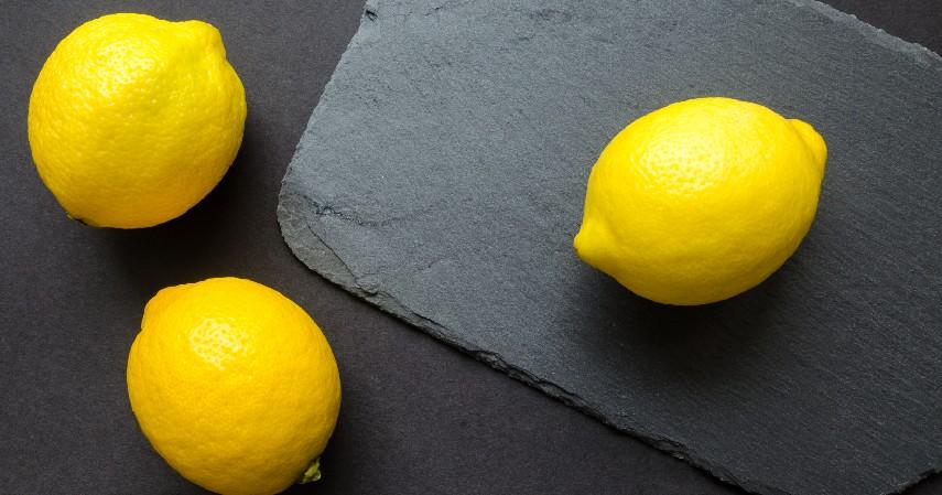 Lemon - 7 Cara Memutihkan Gigi Secara Alami Gak Pake Mahal