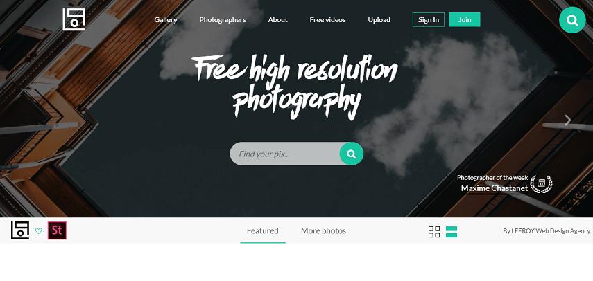 LifeofPix - 9 Situs Download Gambar Gratis Bebas Copyright