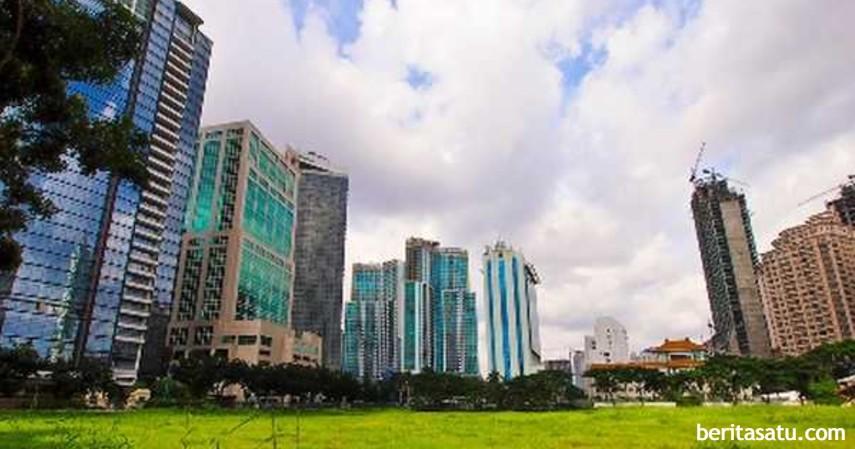 Lokasi tanah yang dekat pusat kota dan strategis