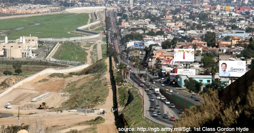 Ini Perbatasan Negara Paling Berbahaya yang Mesti dihindari, Awas Rawan Konflik!