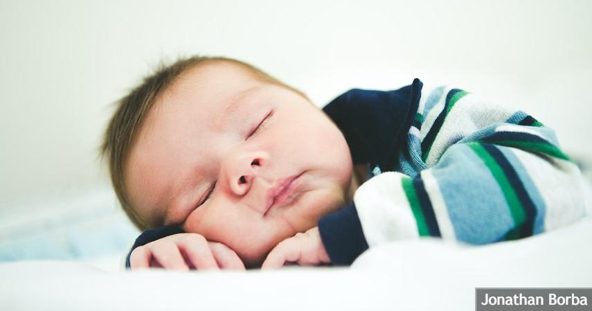 Memiliki Kualitas Tidur yang Baik