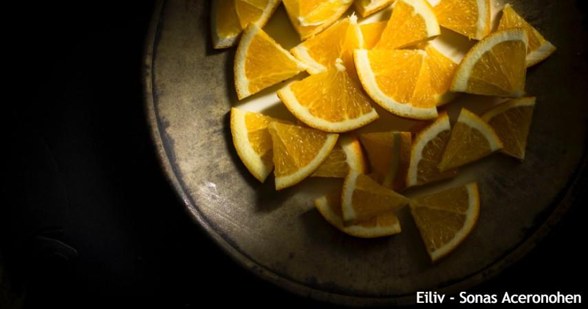 Mengonsumsi vitamin C
