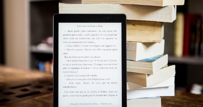 Menjadi Penulis dan Penjual Ebook - 30 Peluang Usaha Rumahan Ini Gak Butuh Modal Besar