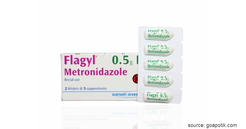 Metronidazole Flagyl - 10 Obat Keputihan dari Bahan Alami hingga Dokter Berdasarkan Penyebabnya