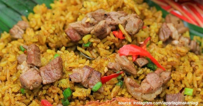 Nasi Goreng Kambing - 6 Resep Olahan Daging Kambing Untuk Inspirasi Idul Adha