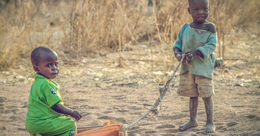 Nigeria - 10 Negara Termiskin di Dunia dengan GDP per Kapita Paling Rendah