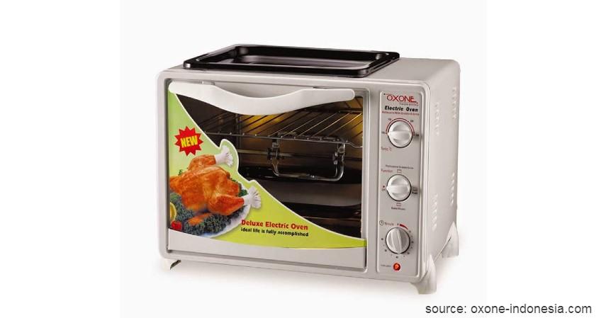 Oxone OX-858BR - Oven Kue Terbaik untuk Pemula Mulai Dari Jenis Tips Hingga Rekomendasi