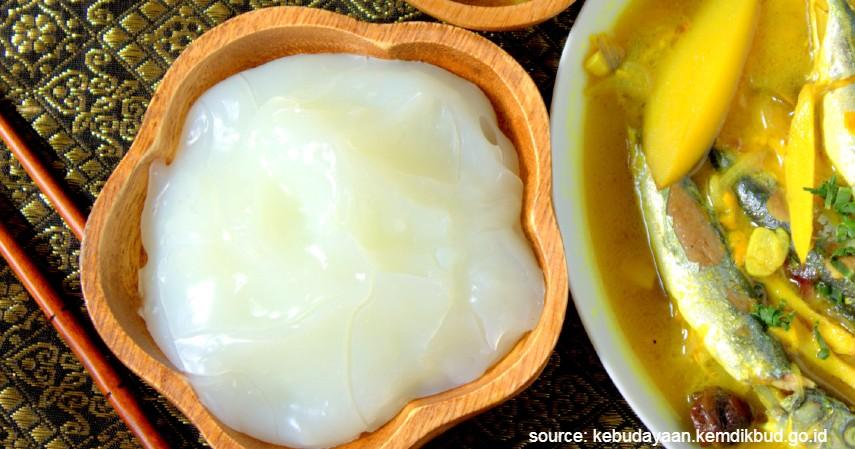 Papeda - 10 Makanan Tradisional Indonesia Ini Jarang Ditemukan