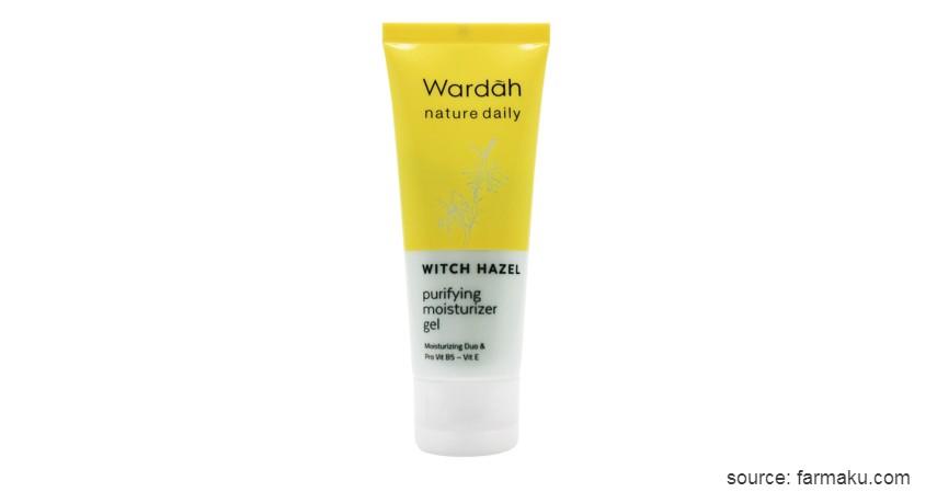 Pilih moisturizer berbahan dasar gel - Urutan Skincare Terbaik untuk Jerawat yang Bikin Wajah Mulus