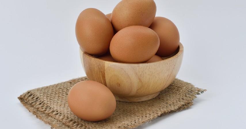 Putih Telur - 14 Cara Menghilangkan Bekas Luka Ampuh Secara Alami