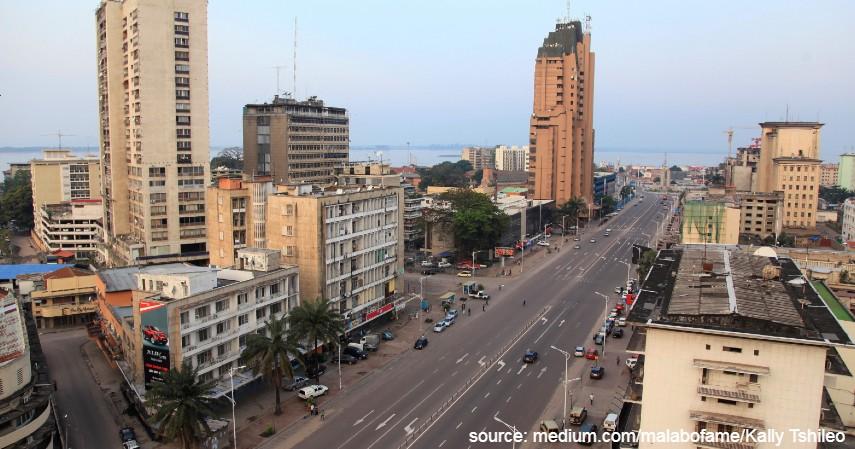 Republik Kongo - 10 Negara Termiskin di Dunia dengan GDP per Kapita Paling Rendah