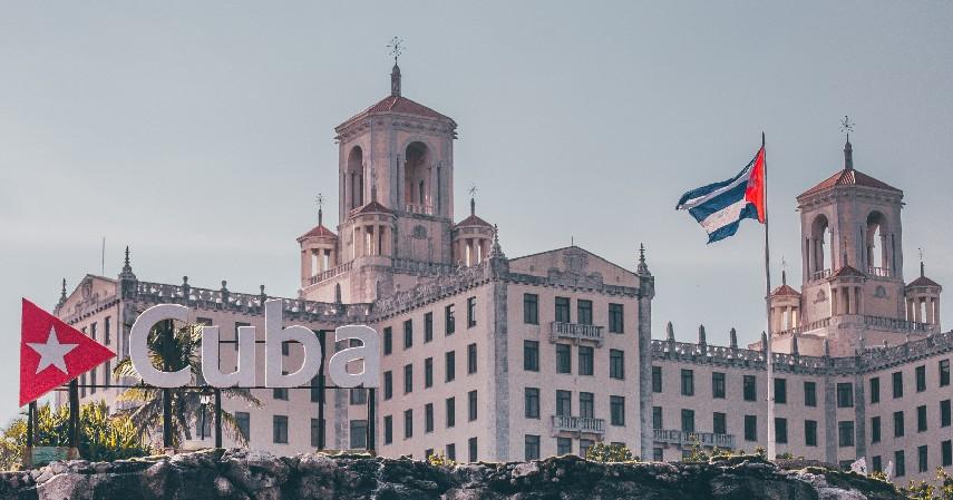 Republik Kuba - Daftar Negara yang Mewajibkan Asuransi Perjalanan Luar Negeri