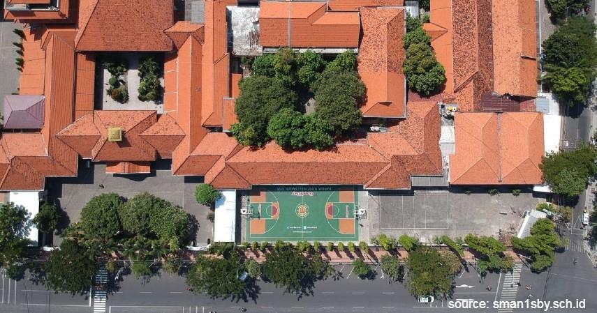 SMA Negeri 1 Surabaya - Daftar SMA Negeri Terbaik di Surabaya dengan Segudang Prestasinya