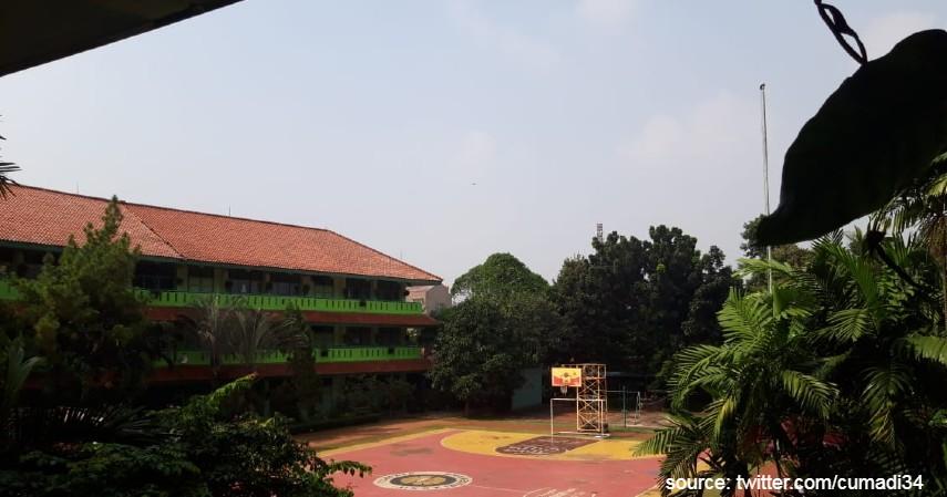 SMAN 34 Jakarta Selatan - Daftar SMA Negeri Terbaik di Jakarta