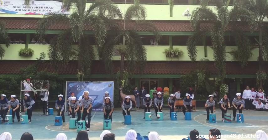 SMAN 48 Jakarta Timur - Daftar SMA Negeri Terbaik di Jakarta