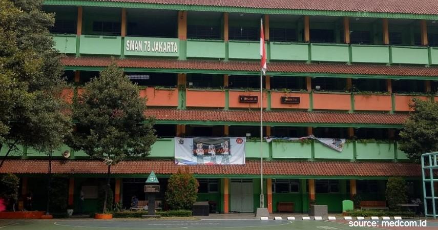 SMAN 78 Jakarta Barat - Daftar SMA Negeri Terbaik di Jakarta