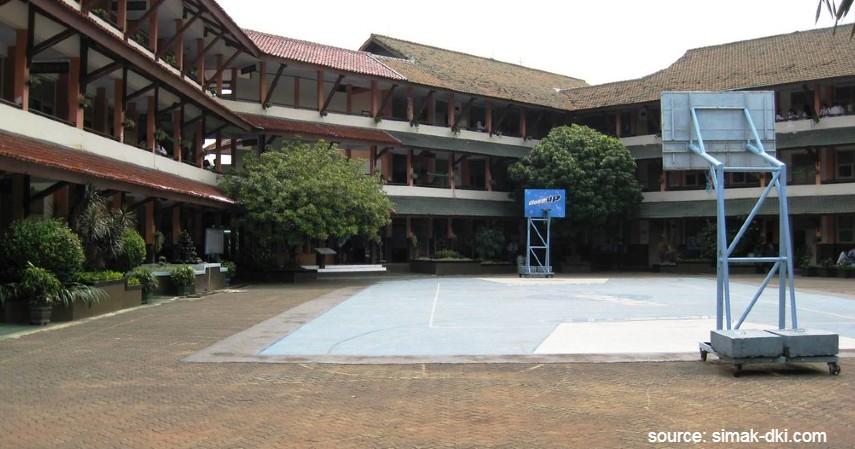 SMAN 81 Jakarta Timur - Daftar SMA Negeri Terbaik di Jakarta