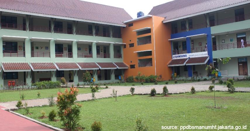 SMAN Unggulan Mohammad Husni Thamrin Jakarta Timur - Daftar SMA Negeri Terbaik di Jakarta