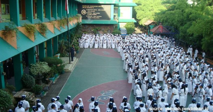 SMP Negeri 115 Jakarta - Daftar SMP Negeri Terbaik di Jakarta dengan Nilai UN Tinggi