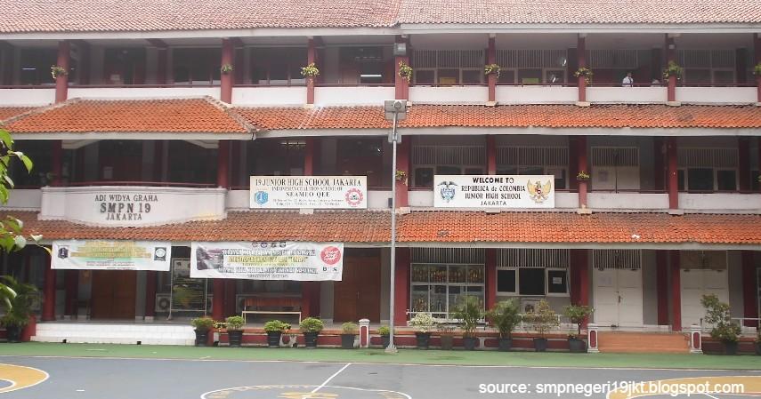 SMP Negeri 19 Jakarta - Daftar SMP Negeri Terbaik di Jakarta dengan Nilai UN Tinggi