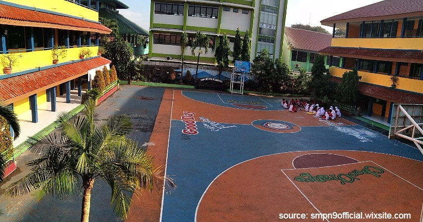 SMP Negeri 9 Jakarta - Daftar SMP Negeri Terbaik di Jakarta dengan Nilai UN Tinggi