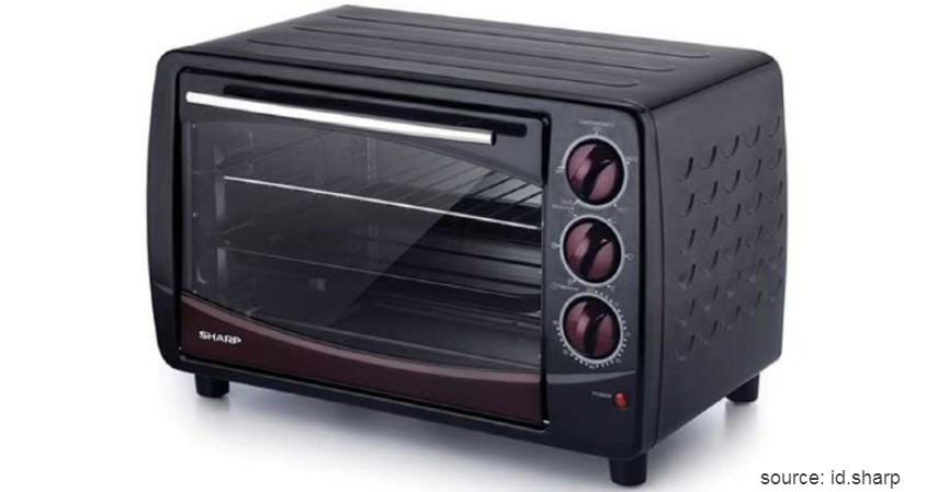 Sharp EO-28LP - Oven Kue Terbaik untuk Pemula Mulai Dari Jenis Tips Hingga Rekomendasi