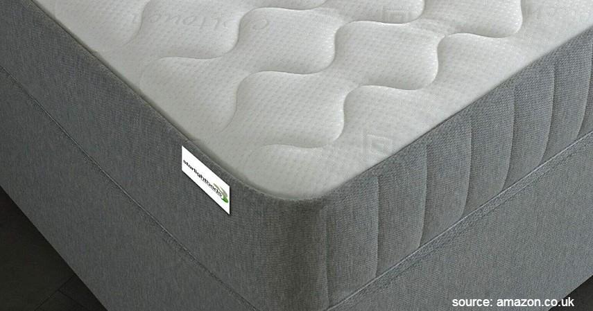 Starlight Beds Cool Blue Memory Foam Mattress - 7 Kasur Busa Terbaik di Indonesia ini Ramah Kantong