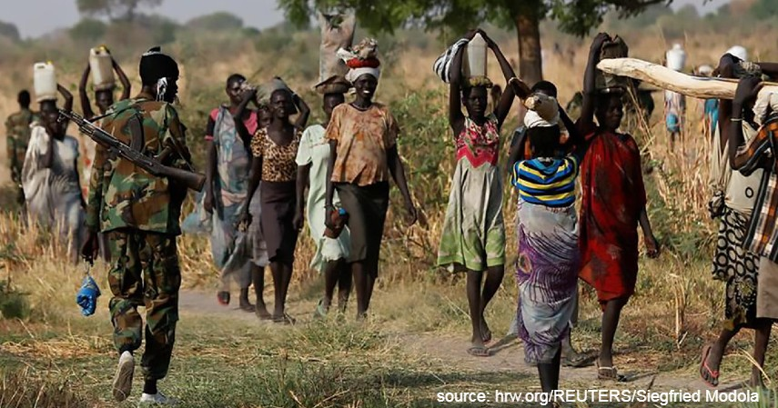 Sudan Selatan - 10 Negara Termiskin di Dunia dengan GDP per Kapita Paling Rendah