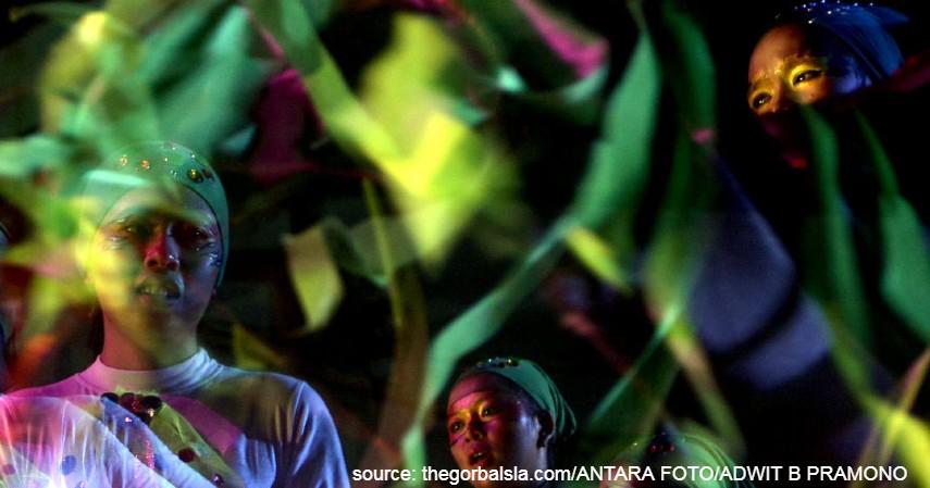 Tari Fela Mandu - Daftar Kesenian Tradisional Papua yang Bikin Takjub Wisatawan