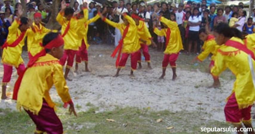 Tari Mokosambe - Kesenian Tradisional Sulawesi Utara