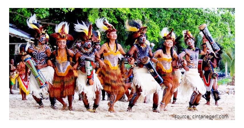 Tari Musyoh - Daftar Kesenian Tradisional Papua yang Bikin Takjub Wisatawan