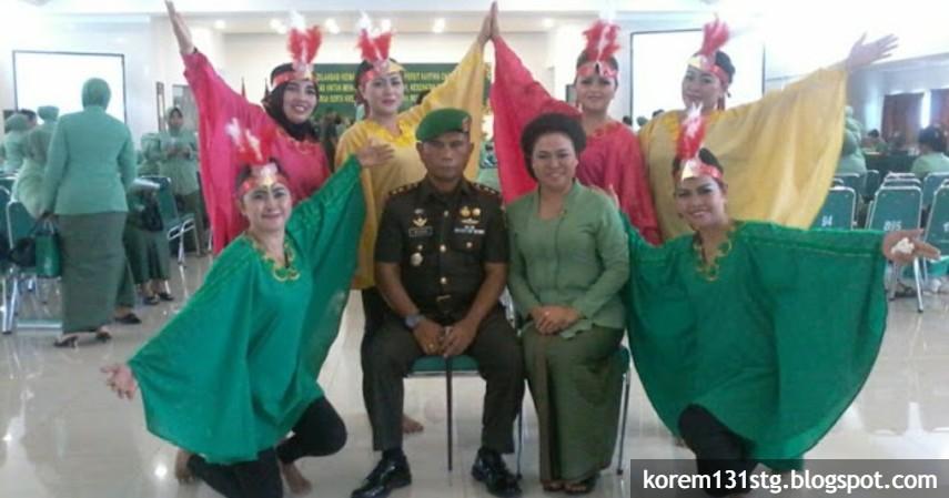 Tari Pisok - Kesenian Tradisional Sulawesi Utara