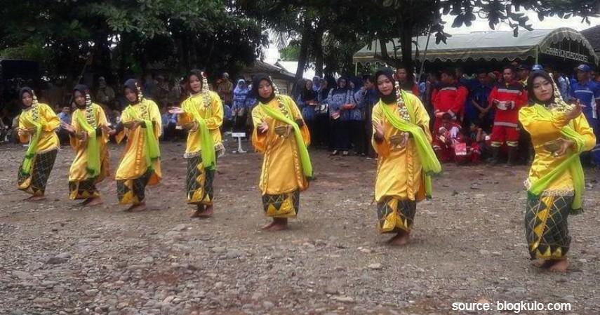 Tari Radap Rahayu - 20 Kesenian Tradisional Kalimantan Selatan
