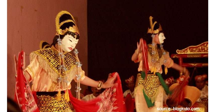 Tari Tantayungan - 20 Kesenian Tradisional Kalimantan Selatan