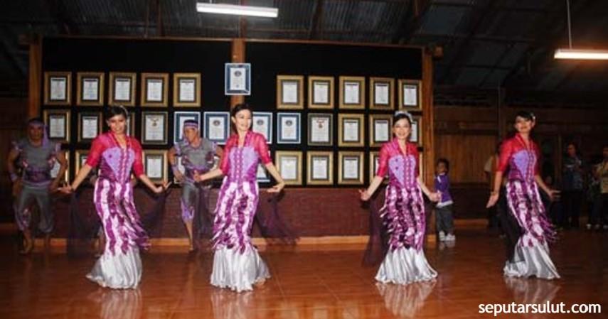 Tari Tatengesan - Kesenian Tradisional Sulawesi Utara