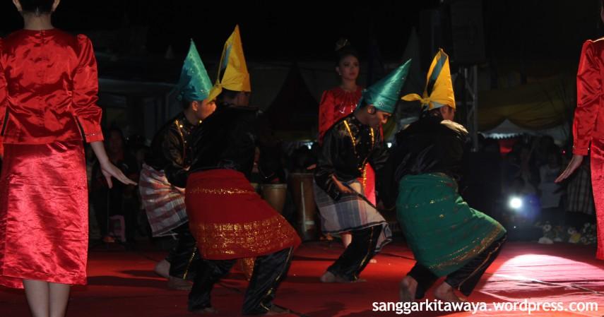 Tari Uwela - Kesenian Tradisional Sulawesi Utara