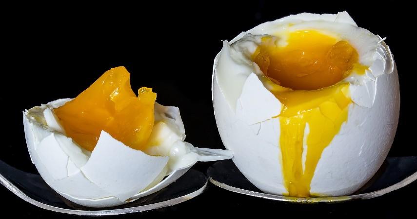 Telur - 12 Makanan Pencegah Uban Ini Akan Melindungi Warna Asli Rambutmu